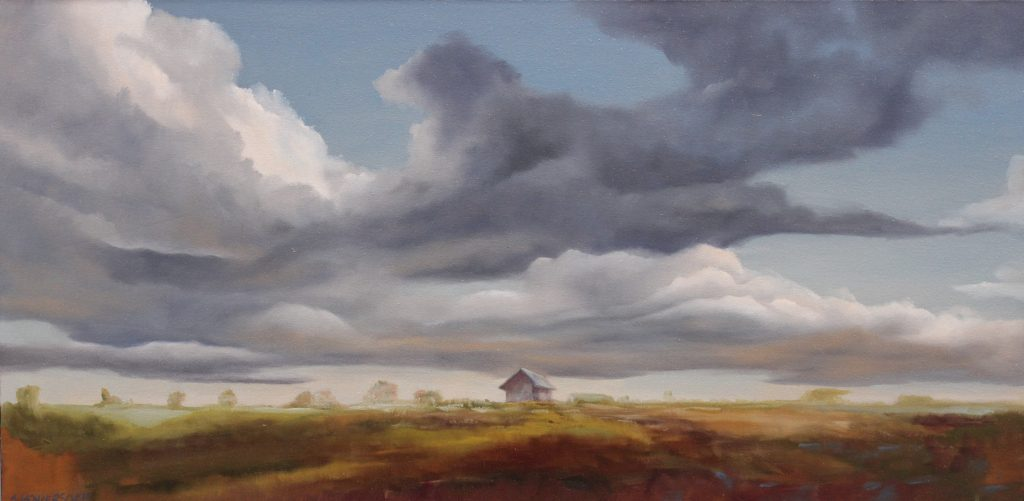 Steve Bowersock - Into the Vista, 10 x 20